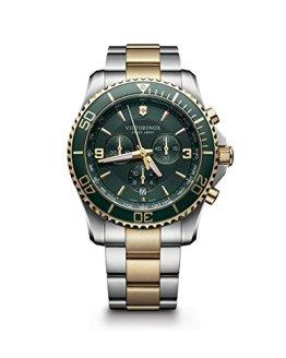 Victorinox Swiss Army Maverick Rubber Watch