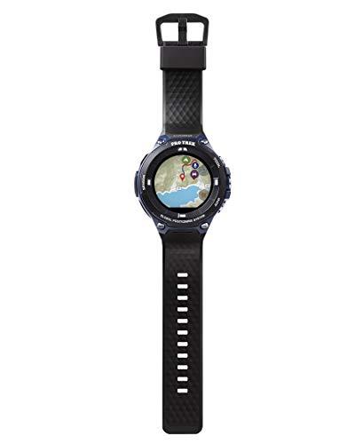 Casio Men's viewranger PRO Trek Smart Quartz Sport Watch with Resin Strap