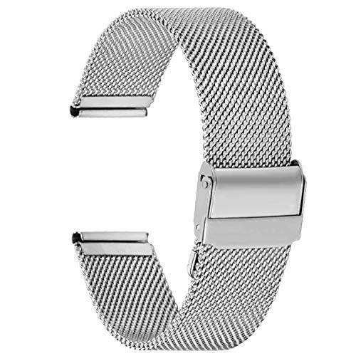 Fullmosa Watch Band Stainless Steel Watch Band Replacement Strap