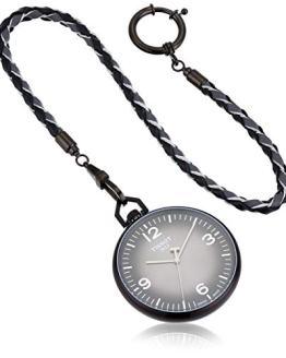 Tissot Unisex Lepine Swiss Quartz Alluminum Pocket Watch