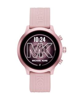 Michael Kors Access Women's Touchscreen Aluminum and Silicone Smartwatch
