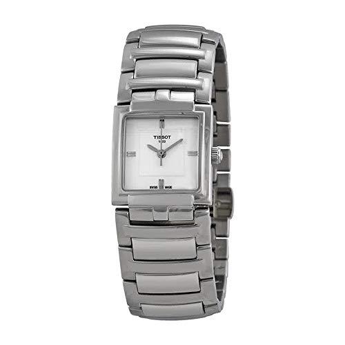 Tissot Women's White Dial Watch