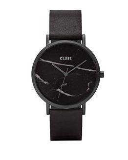 CLUSE La Roche Full Black Marble Women's Watch