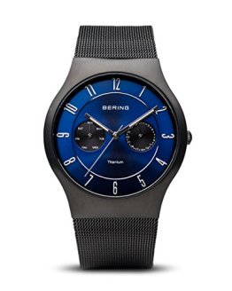 BERING Time | Men's Slim Watch 11939-078 | 39MM Case