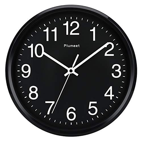 Wall Clocks for Living Room Battery Operated