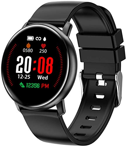 Smart Watch Track Your All-Day Steps Fitness Tracker