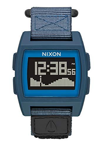 NIXON Base Tide Nylon A1169 - Navy - 100m Water Resistant