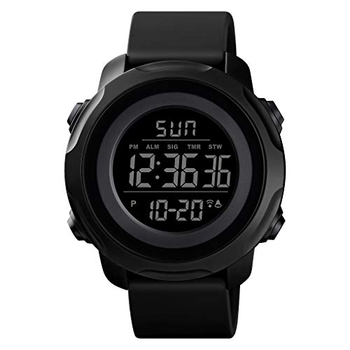 Digital Sports Watch Military Electronic Waterproof Wrist Watch