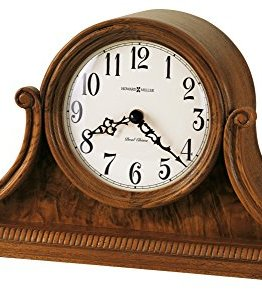 Howard Miller Anthony Mantel Clock – Oak Yorkshire