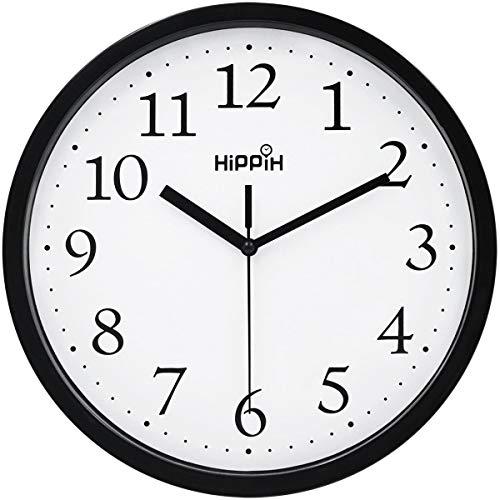 Home Wall Clock Silent Non Ticking