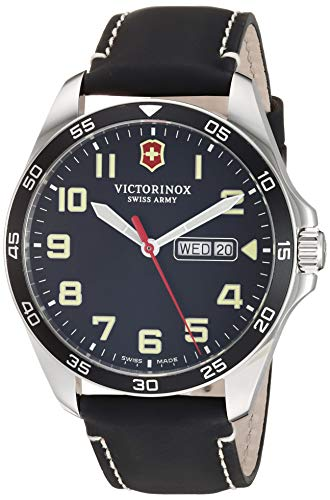 Victorinox Fieldforce Stainless Steel Analog Quartz Watch