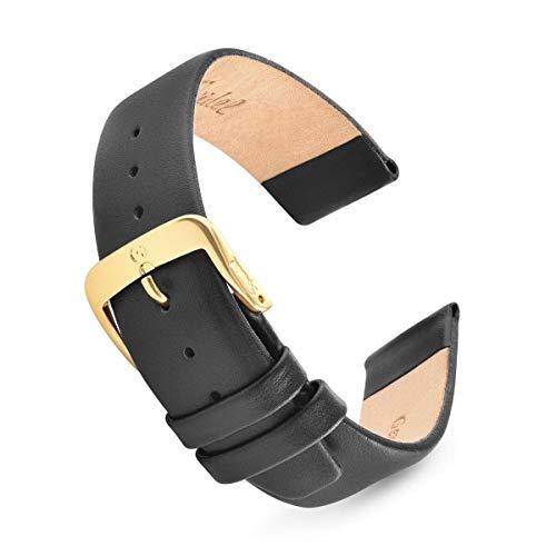 Speidel Genuine Leather Watch Band