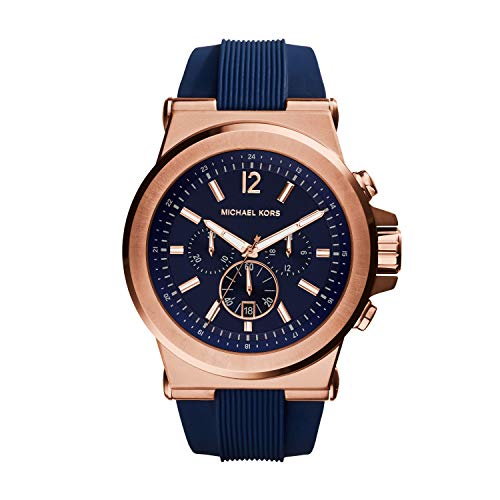 Michael Kors Men's Dylan Rose Gold-Tone Watch
