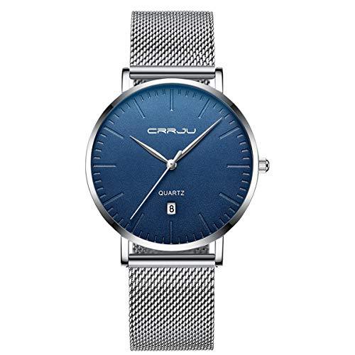 Deep Blue/Black Watch Ultra Thin