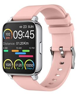 Touch Screen Fitness Tracker Watch IP67 Waterproof