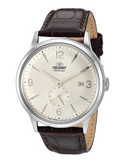 Orient Men's Bambino Small Seconds Stainless Steel Japanese-Automatic Watch
