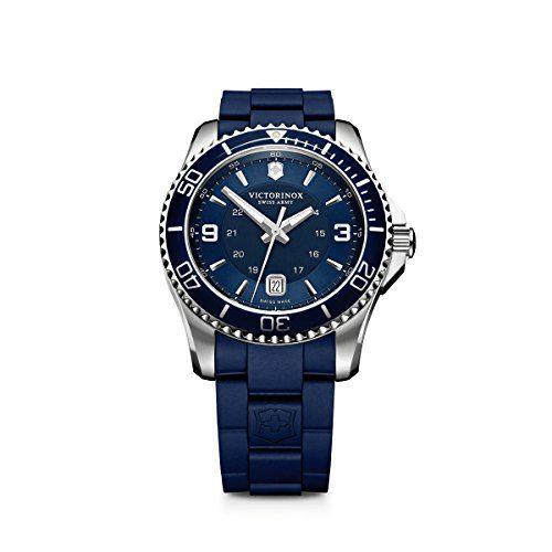 Victorinox Swiss Army Maverick Stainless Steel Watch