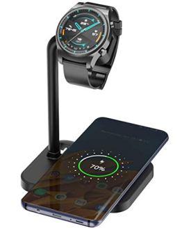 Smart Watch Charging Stand for iwatch, Samsung Galaxy Watch, Huawei