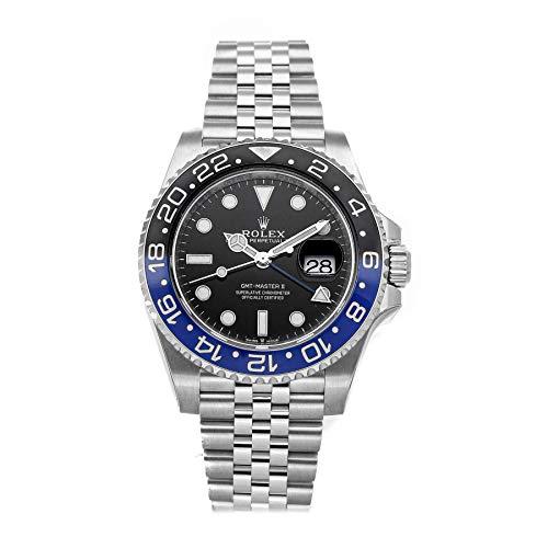 Automatic Rolex Black Dial Mens Watch