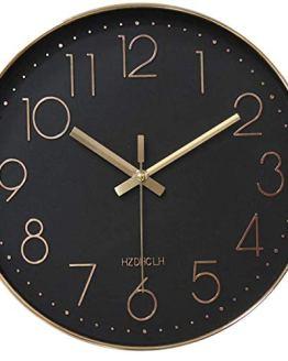 Kitchen Rose Gold Wall Clock