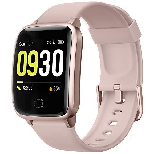 Fitness Tracker Heart Rate Monitor Smart Watch