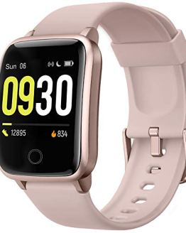 Fitness Tracker Heart Rate Monitor Smart Watch