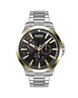 HUGO by Hugo Boss Men's #LEAP Quartz Watch