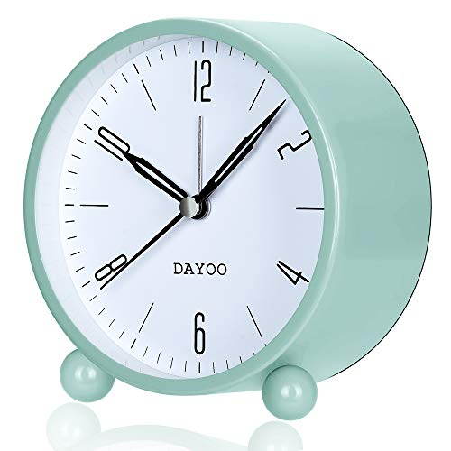 Alarm Clock Super Silent Alarm Clock for Desk