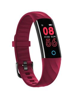 Fitness Tracker Smart Watch Heart Rate Blood Pressure
