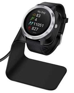 Charger Dock Compatible with Garmin Vivoactive 3 4 4S