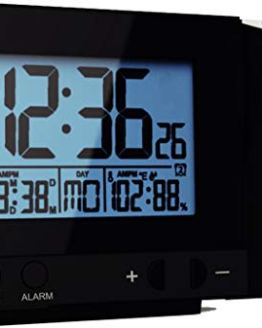 Wall Projector Gizmos Projection Clock with Temperature