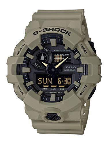 Casio Men's G-Shock XL Series quartz Watch Resistant Strap