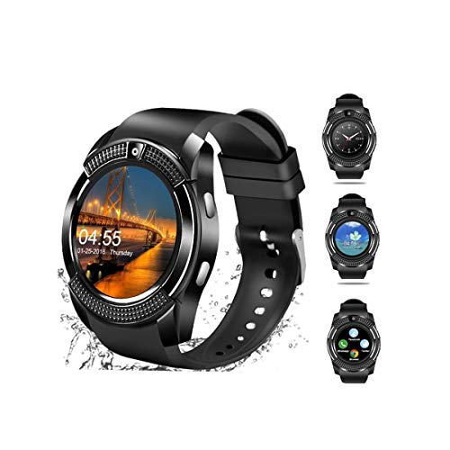Heart Rate Monitor Fitness Smartwatch for Android/iOS