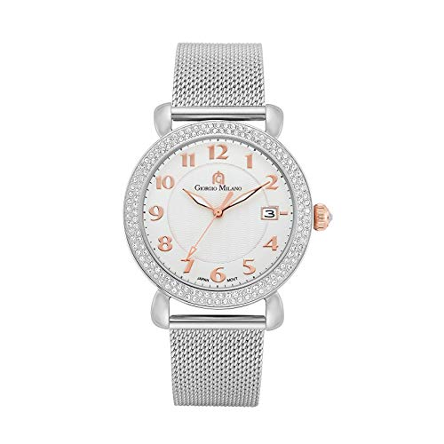 Giorgio Milano Wrist Watch for Women - Sparkly Womens Watches