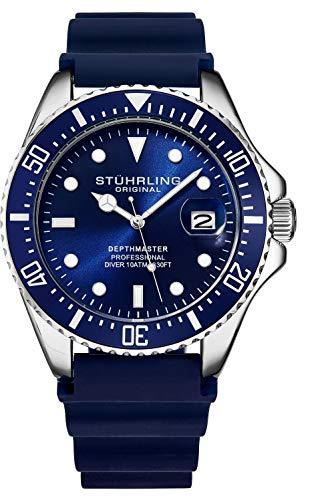 Stuhrling Original Watches for Men - Pro Diver Watch