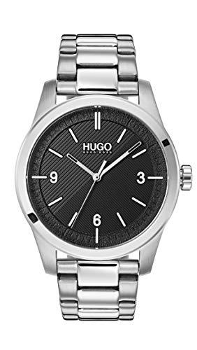 Steel Strap Quartz Watch Hugo Boss
