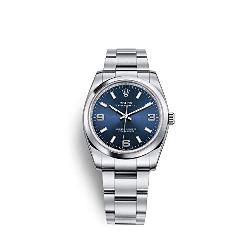 Blue Dial Rolex Oyster Perpetual