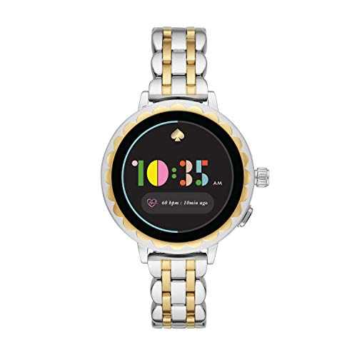 kate spade new york Women's Scallop 2 Touch-Screen Watch