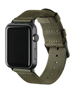 Bands for Apple Watch Archer Watch Straps Olive