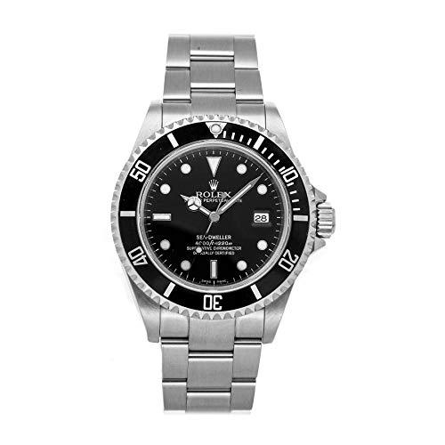 Rolex Sea-Dweller Mechanical (Automatic) Black Dial Mens Watch
