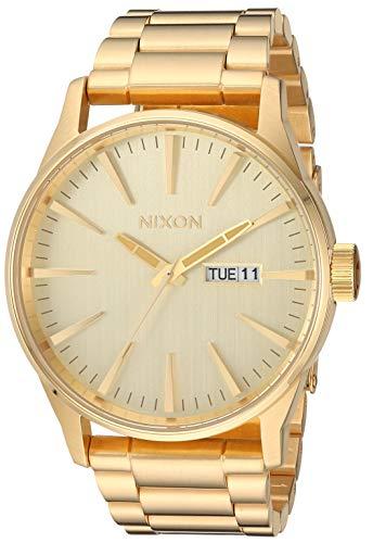 Nixon Sentry All Gold Men's Watch