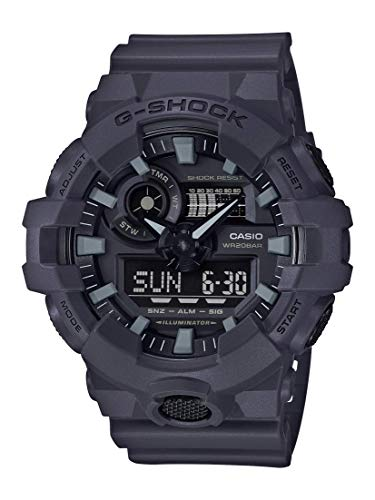 Casio G-Shock Resistant Resin Color