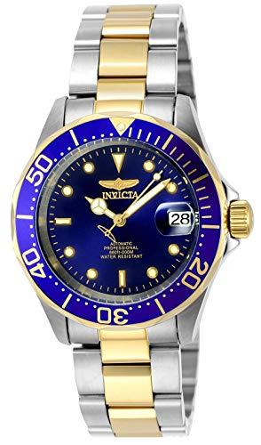 Invicta Men's Pro Diver Gold Automatic Watch