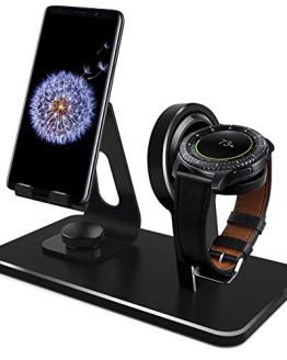 Samsung Gear S3, iPhone 11 Pro Max Watch Charger Stand