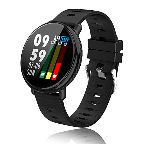 All-Day Activity Tracker with Heart Rate Sleep Monitor