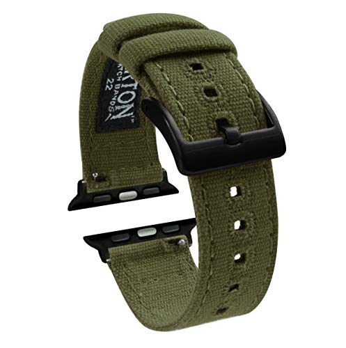 Apple Watch Army Green Watch Band