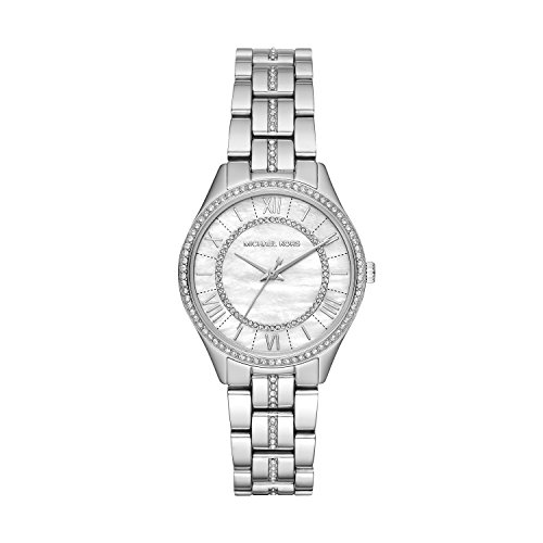 Michael Kors Women's Lauryn Quartz Stainless-Steel Strap