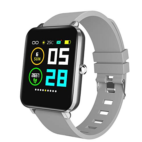 Day Activity Tracking Ultra-Long Battery Life Smart Watch