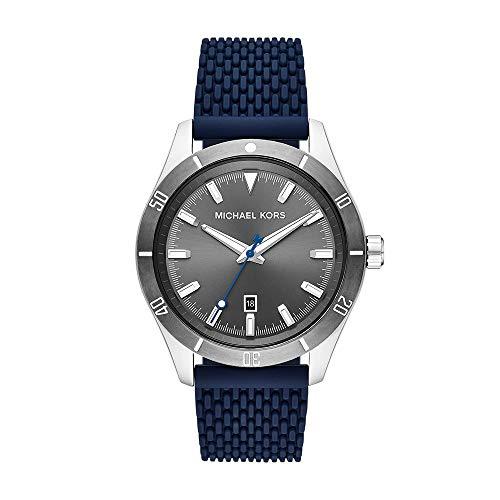 Michael Kors Men's Layton Stainless Steel Quartz Watch