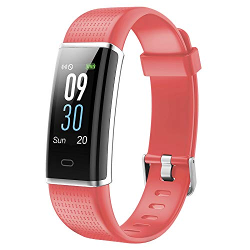 Activity Tracker with Heart Rate Monitor Pedometer Watch